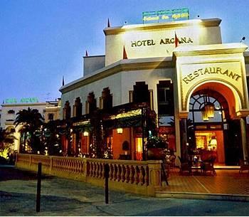Hôtel Argana