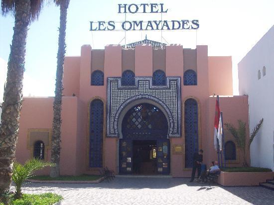Hôtel LES OUMAYADES