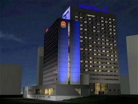 Novotel Accor Casa City Center