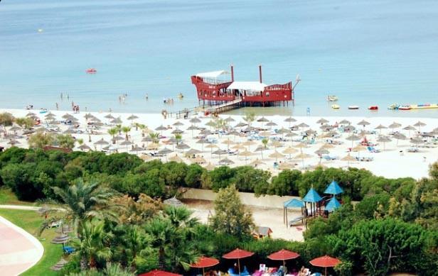Sahara Beach Aqua Park